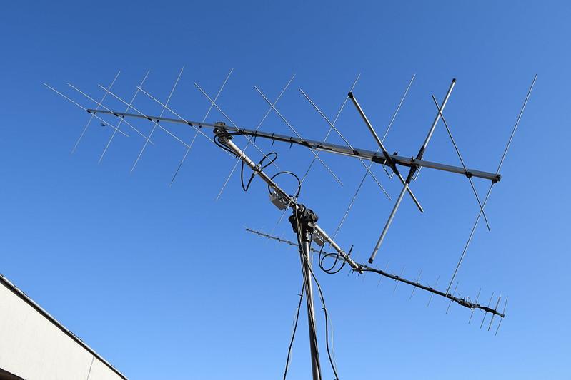 UHF Antenna Tech