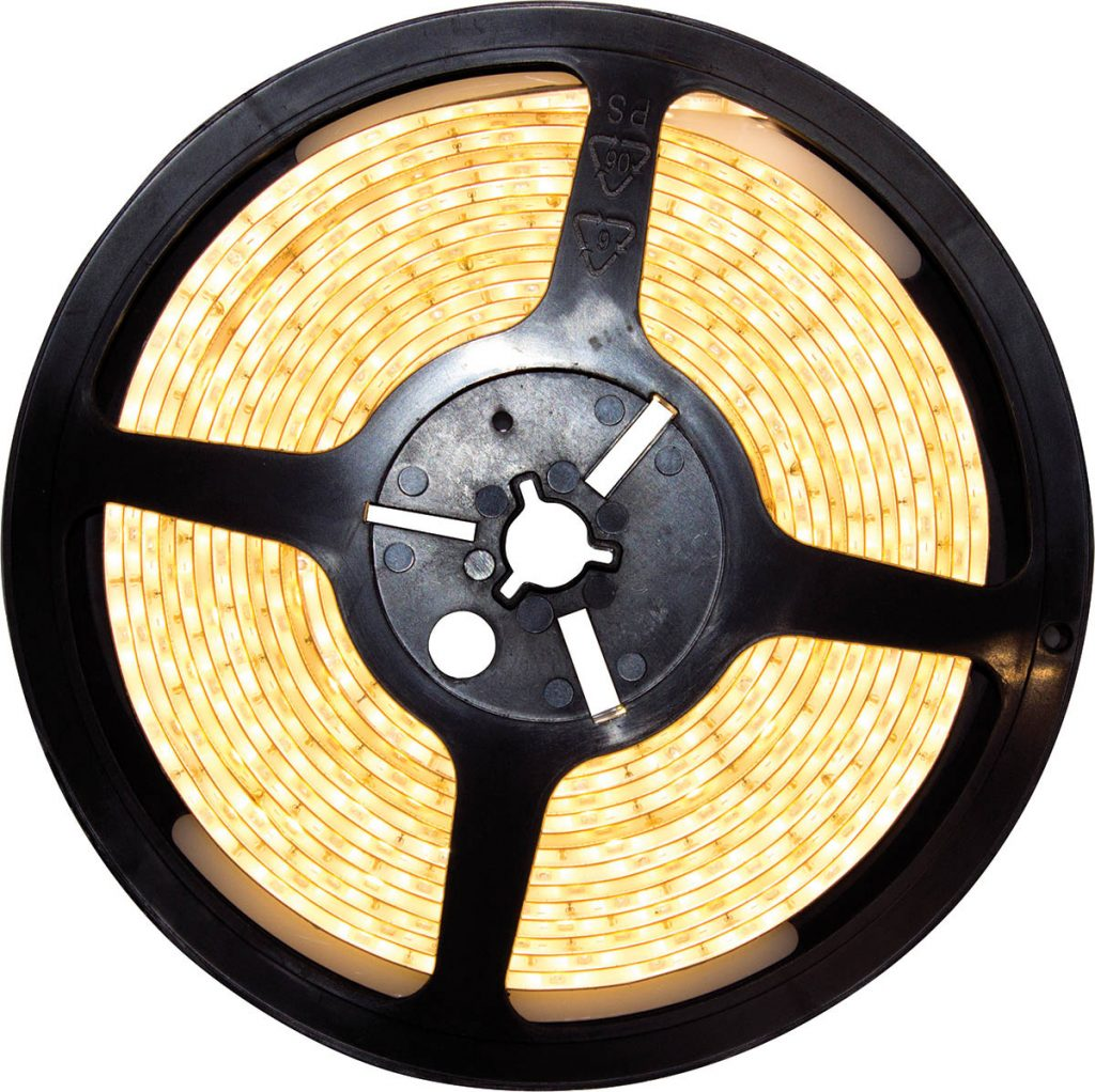 LED strip lighting 10m roll